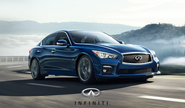infiniti digital ads